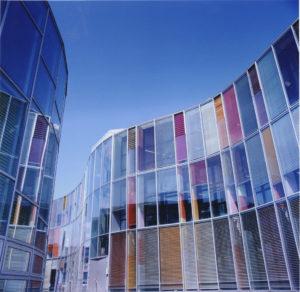 Zentrum für Photonik und Optische Technologien in Berlin-Adlershof, Foto:   WISTA-MANAGEMENT GMBH – www.adlershof.de