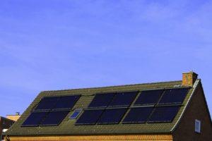 Solarwärme für die Heizung im EFH