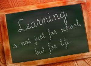 Lernen fürs Leben