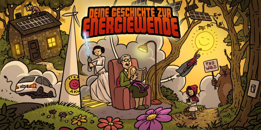 Storytelling zur Energiewende
