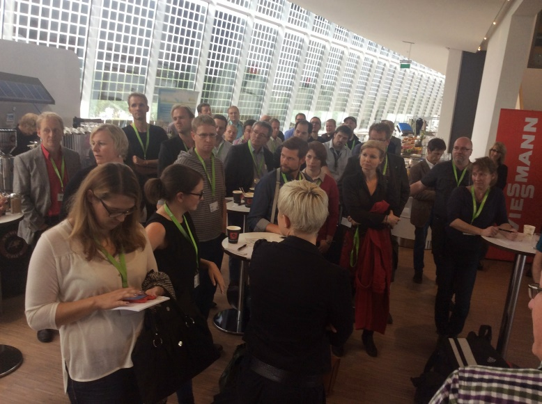 Energieblogger zum anfassen beim Barcamp Renewables 2015