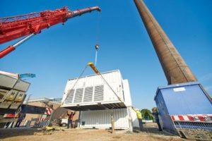 Power-to-Gas Anlage der WEMAG fit für den Regelenergiemarkt