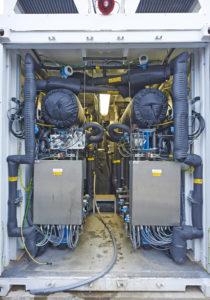 Einspeisung von Wasserstoff in das Gasnetz, Foto: WEMAG AG