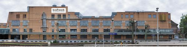 kraftwerk city accelerator Bremen