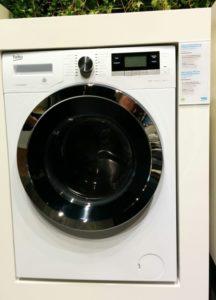 Effizienteste Waschmaschine auf der IFA 2015, entdeckt bei Beko