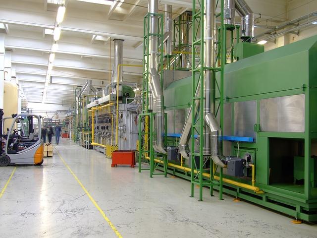 Energieeffizienz in der Produktion