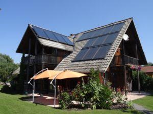 Sonnige Heizung – so wird das kein Plus mit der Solarwärme