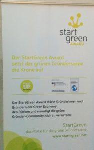 StartGreen Award 2015