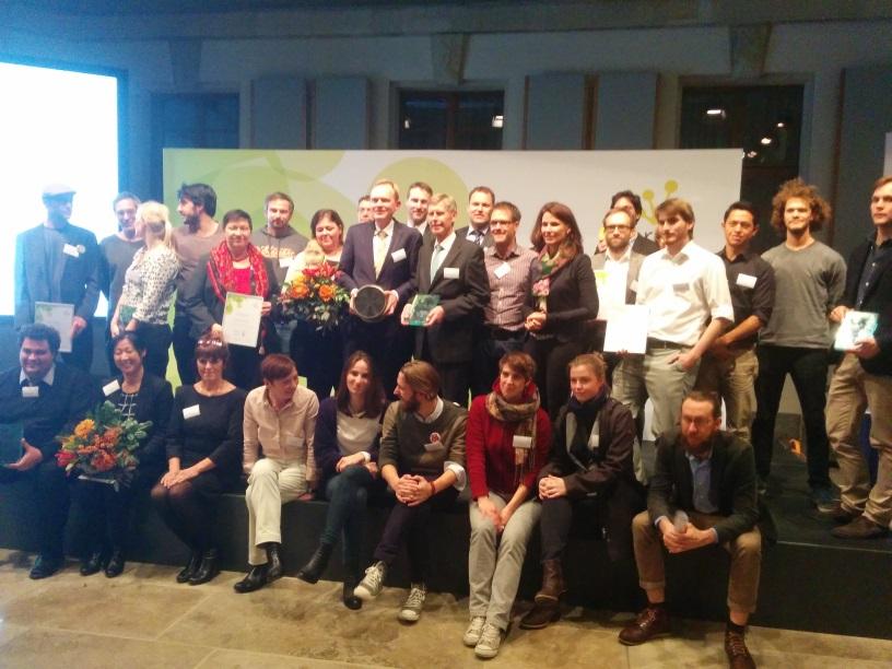 StartGreen Award 2016 – Bewerbungsphase läuft