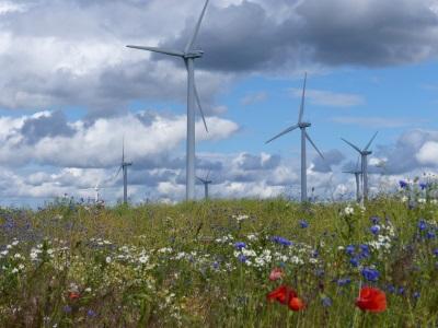 Windenergie in der Uckermark, Teil von WindNODE