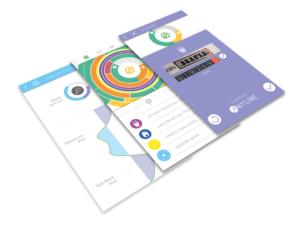 Beispiele aus der Betaversion der App Enffi