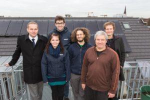 Projektbeteiligte WEMAG und Energie GbR Stattschule