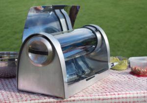 Grillen mit Solarenergie, von GoSun