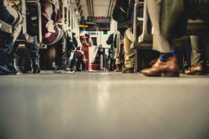 Energie-Startups fahren mit der dena im Bus von Berlin zur E-world