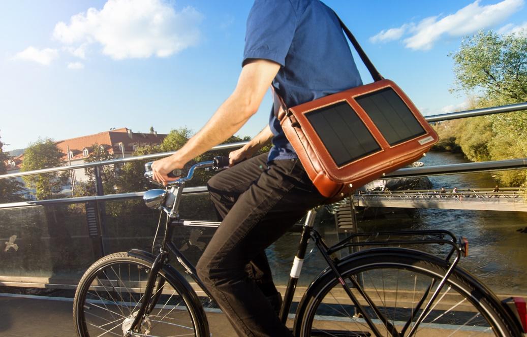 die grünen Gadgets für unterwegs