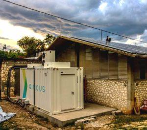 Qinous Batterie Haiti