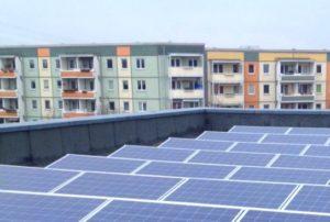 Kiezstrom vom Dach und Energiesparberatung für Mieter