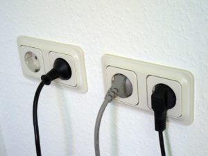 Aufteilung des Stromverbrauchs im Haushalt