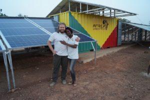 Gründer Afrika GreenTec