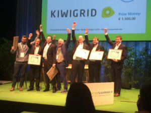 Startups im Ecosummit 2016 Award