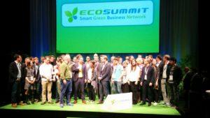 Ecosummit 2016 in Berlin zeigt große Chancen für Energie-Startups