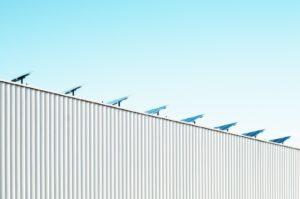 Photovoltaik auf Gewerbedach