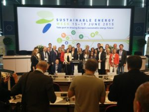 EU Sustainable Energy Awards 2015