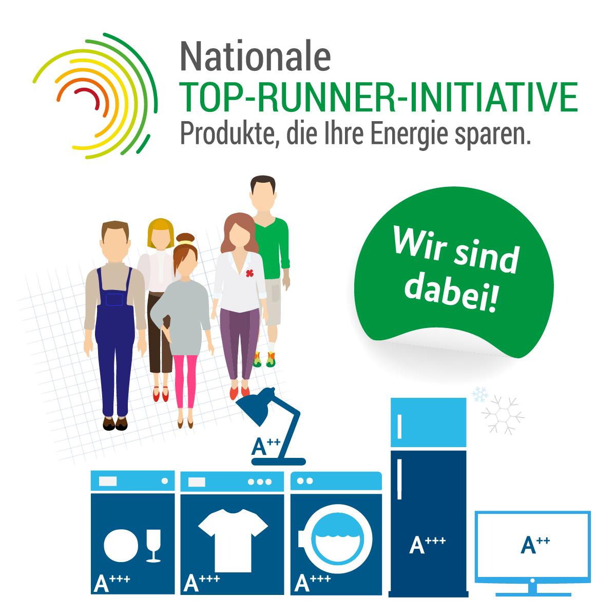 Nationale Top-Runner-Initiative