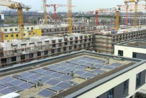 Mieterstrom im Neubau in Berlin