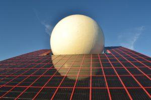Solarenergie auf dem Dach, für Eigenstromerzeugung oder Mieterstrom