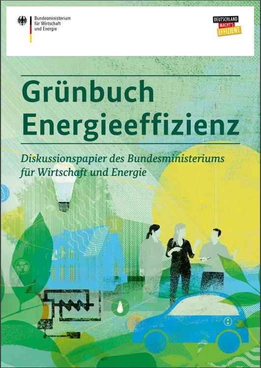 Grünbuch Energieeffizienz