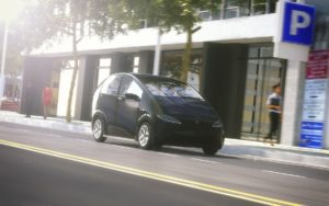 Sion Solarauto von Sono Motors, Foto: Sono Motors