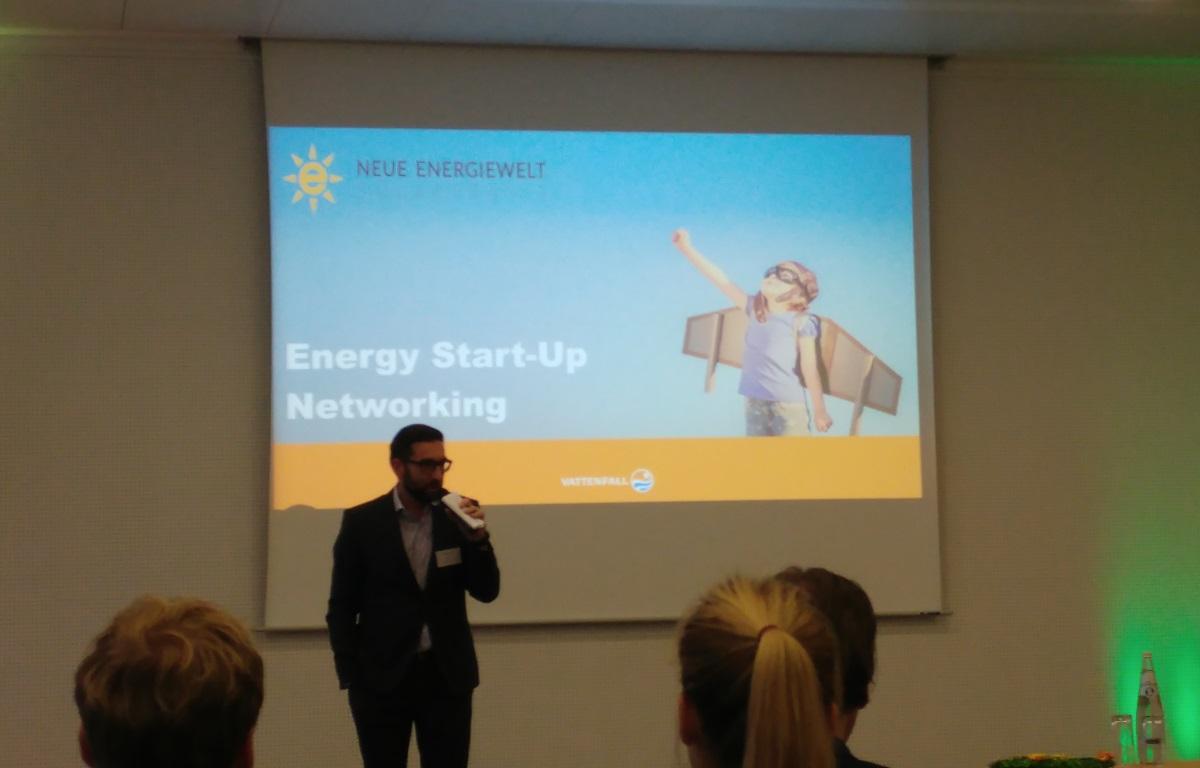 Startups Forum Neue Energiewelt