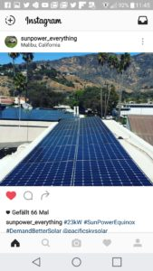 Erneuerbare Energien Instagram