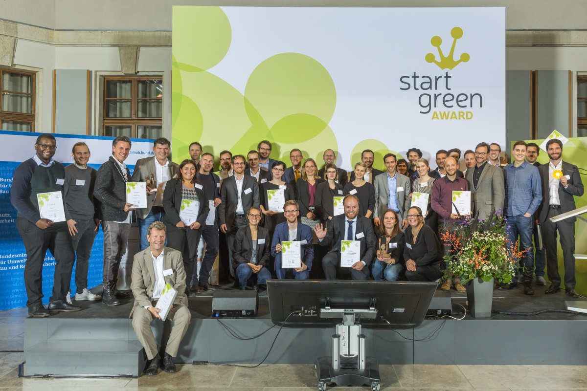 10startgreenaward finalisten red