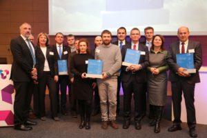Thüringer EnergieEffizienzpreis 2016. Foto: ThEGA