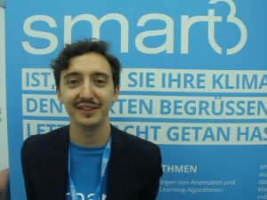 Autor des Beitrags, Alexander Engel von smartB, Foto: smartB
