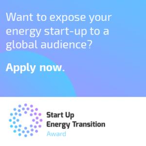 Endspurt zur Bewerbung für den Startup Energy Transition Award