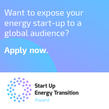 Startup Energy Transition Award