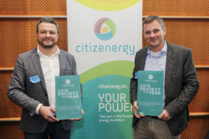 Citizenergy Award 2016 für Offgrid Solaranlage Mar de Fulles in Spanien