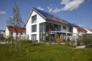 Solarthermie Mehrfamilienhaus