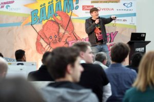 EEHack mit kreativen Ideen für Energieeffizienz von internationalen Studententeams