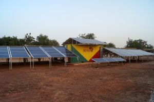 Crowdfunding nachhaltige Energieversorgung Afrika