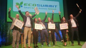 Die 10 spannendsten neuen Startups beim Ecosummit Berlin 2017