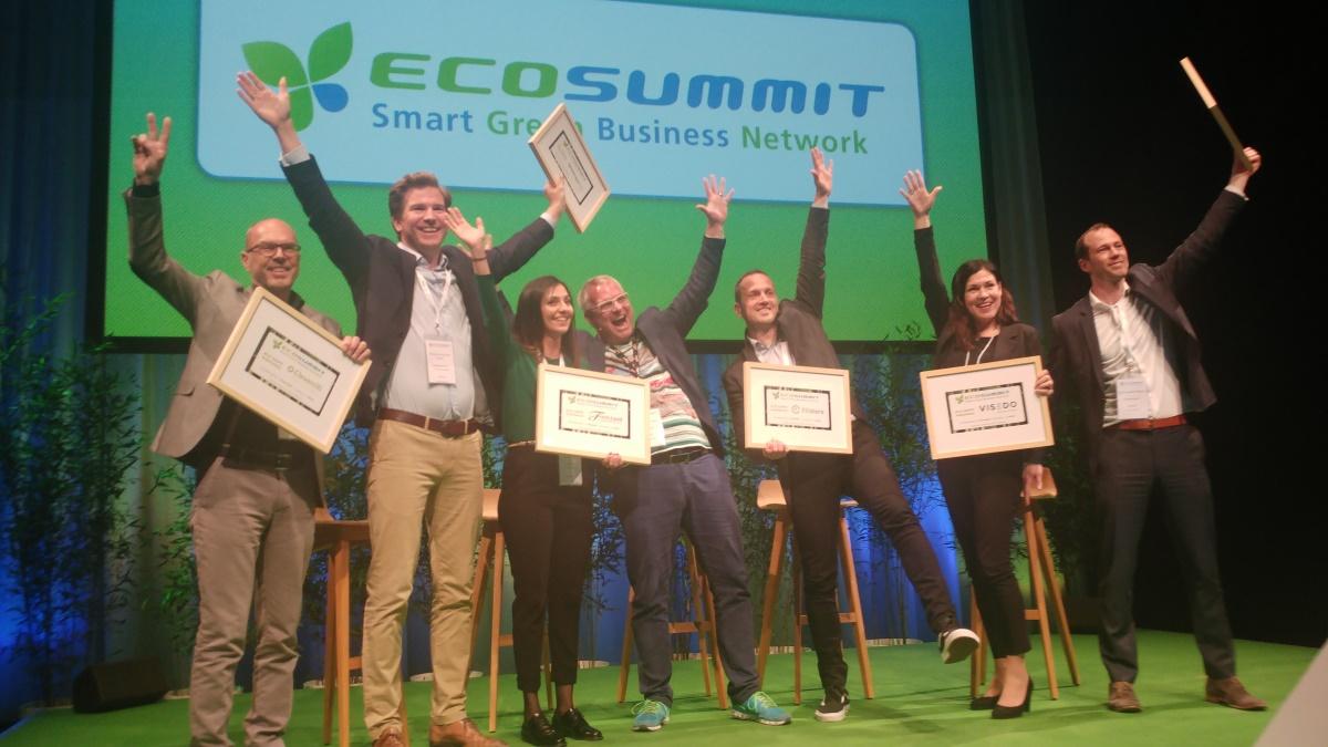 Gewinner Award Ecosummit Berlin 2017