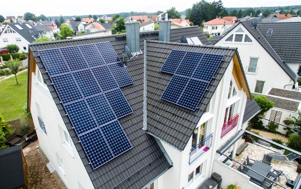 Photovoltaik-Anlage von ikratos