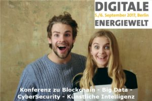 Digitale Energiewelt 2017