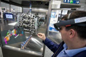 Microsoft HoloLens Industrie als Beispiel für Wien Energie