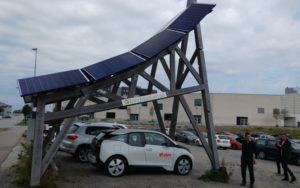Smart-City Hyllie mit dem Ziel 100% erneuerbaren Energien bis 2020
