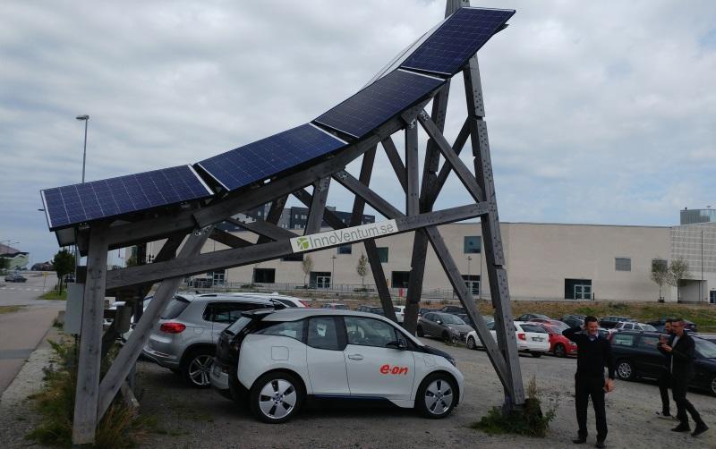 Solargiraffe Hylie